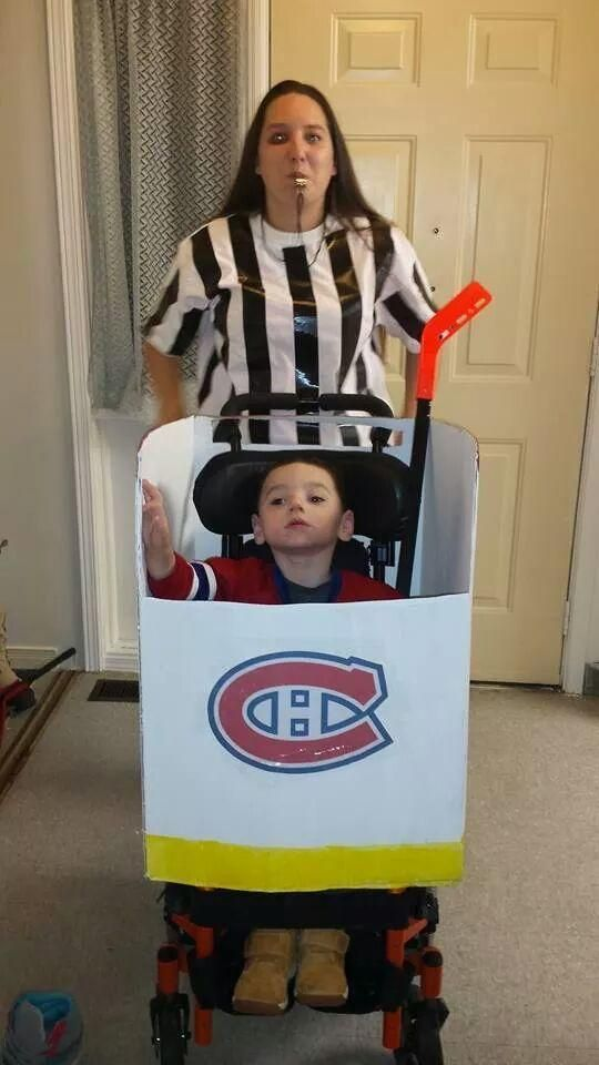 AWESOME. -- 26 Clever Costumes For People Who Use Wheelchairs