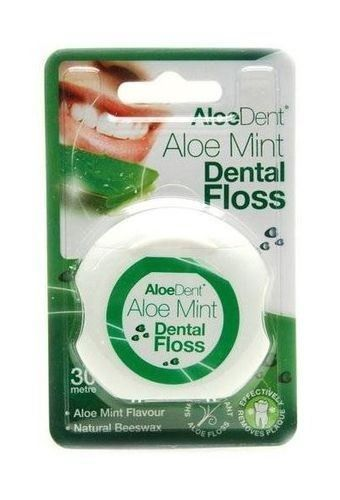 Aloe Dent Aloe Vera Dental Floss