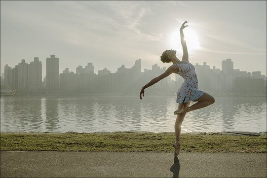 These Awkward Ballerinas Take Dancing To Your Own Beat To A Whole New Level
