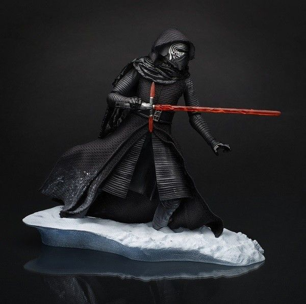 ToyzMag.com » Star Wars Black Series : fig exclu Kylo Ren pour la Grande Récré