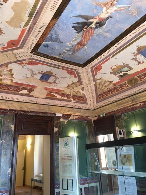 """#MorradeSanctis #ItaliaNostra #Irpinia Un palazzo storico privato del XVIII secolo donato come """"bene comune"""". A Morra De Sanctis, paese dell"""