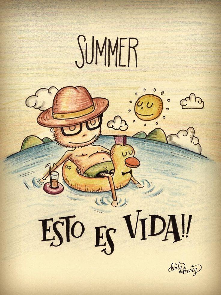 Summer. Esto es vida - www.dirtyharry.es