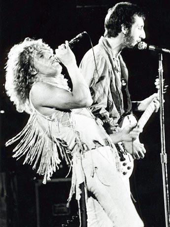 "The Who~ ""I'm Free"" (Live 1970)"