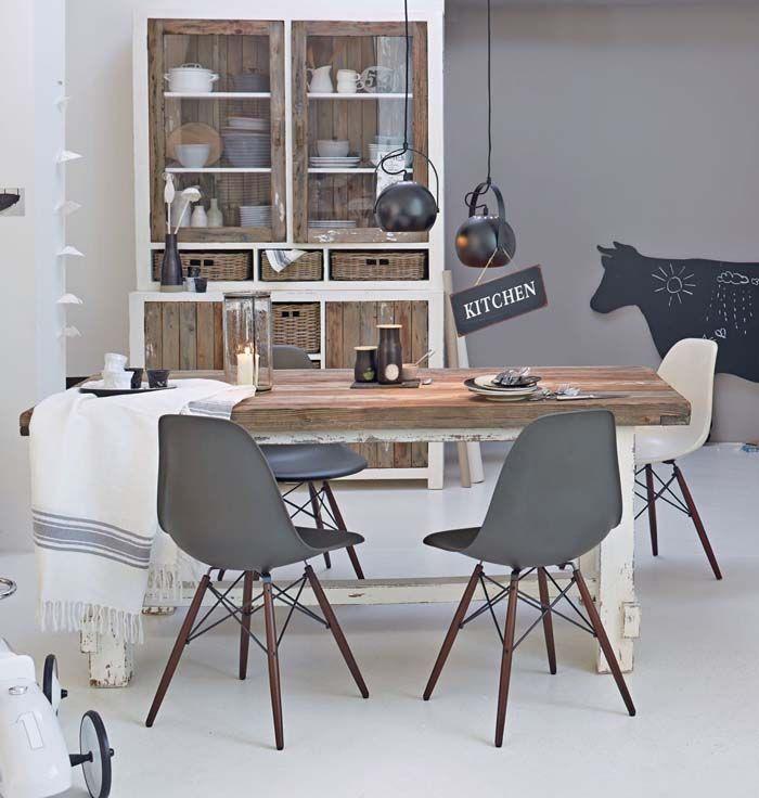 Die besten 25+ Esstisch rustikal kiefer massiv Ideen auf Pinterest - wohnzimmer kiefer weis