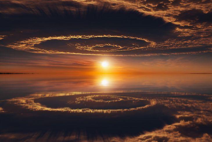 Nuestro planeta es realmente único y maravilloso, y los milagros que pueden ocurrir en cualquier momento nos hacen admirar el mundo a nuestro alrededor. Lo único que realmente necesitamos es ver...