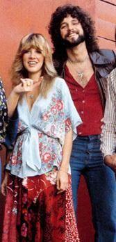 Stevie Nicks and Lindsey