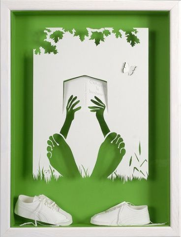 More Papercuts You Would Love to Have - Amazing Paper Art
