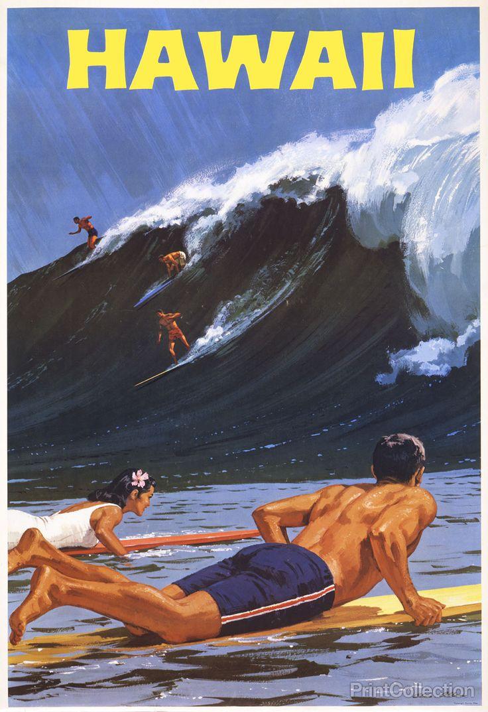 Surf's Up Hawaii (1950s) neste link: http://www.emanuelnetwork.com/
