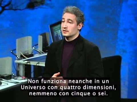 TEDItalia - Brian Greene sulla teoria delle stringhe
