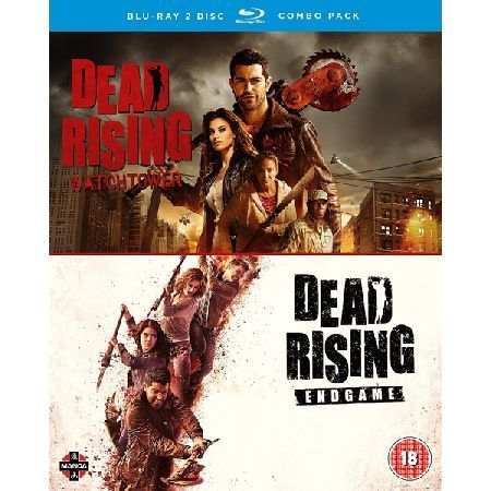 Dead Rising: Watchtower/Endgame Double Pack Please note this is a region B Blu-ray and will require a region B or region free Blu-ray player in order to play DEAD RISING WATCHTOWER takes place during a large-scale zombie outbreak When a mandato http://www.MightGet.com/march-2017-2/dead-rising-watchtower-endgame-double-pack.asp