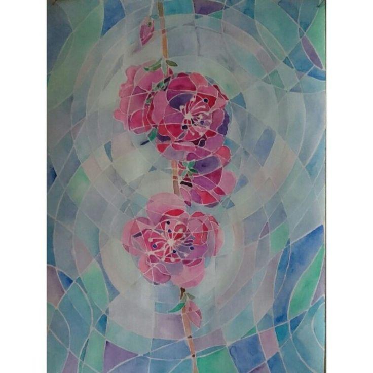 Flowers blossom art
