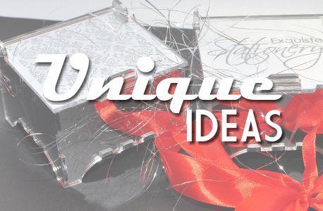 Unique Ideas