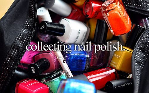 i have so many nail paints.. esp pinks.. somehow, i believe that a girl can never have enough pink in her wardrobe..