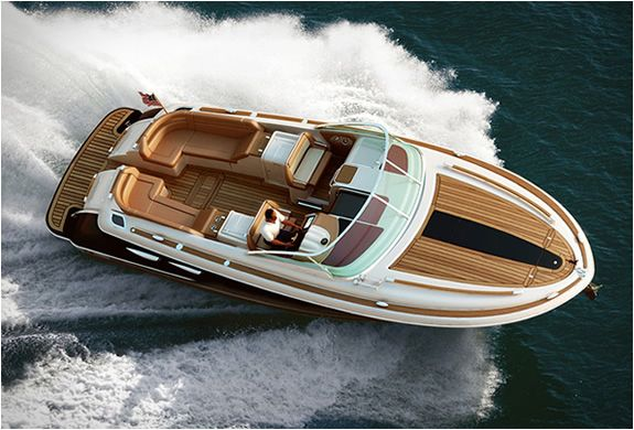 Corsair 36, for luxury cruising.