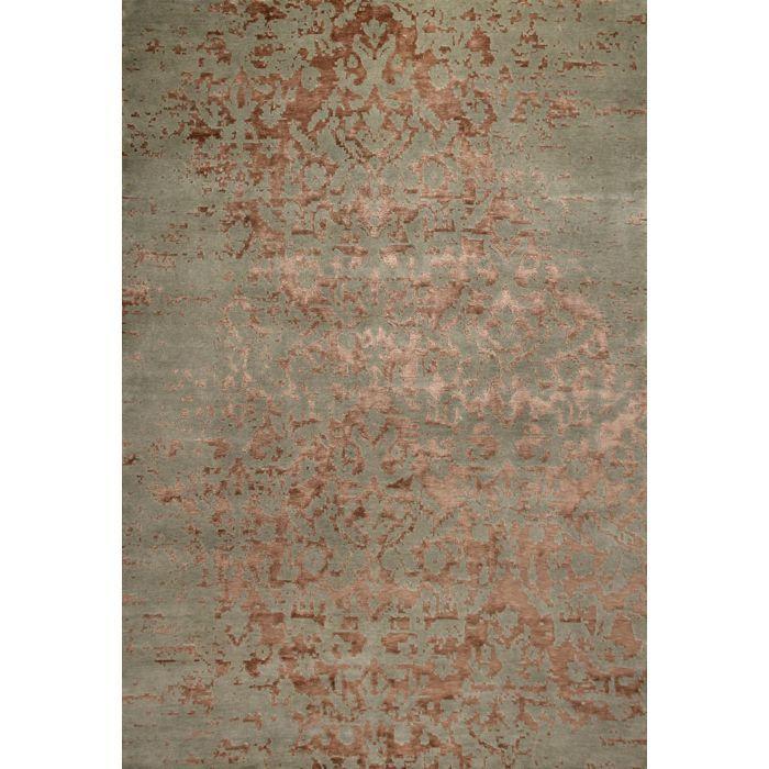 Золотисто-зеленый ковер Taj Mahal Aqua #carpet #rug #interior #designer #ковер #дизайн