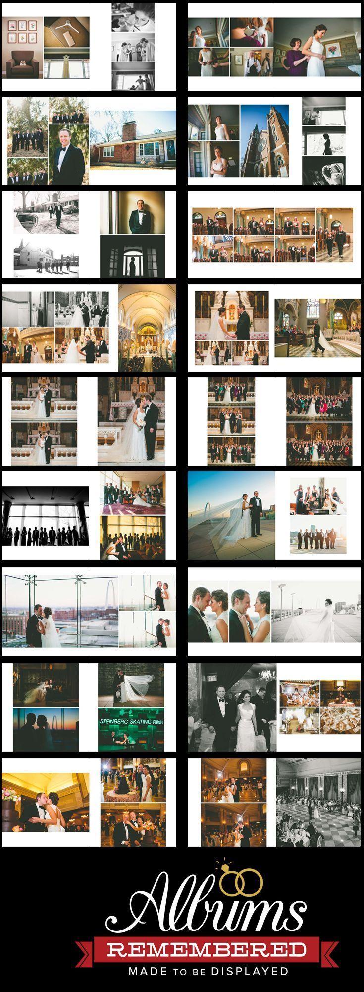Professional Wedding Photo Albums Online  – Wedding Album Inspiration