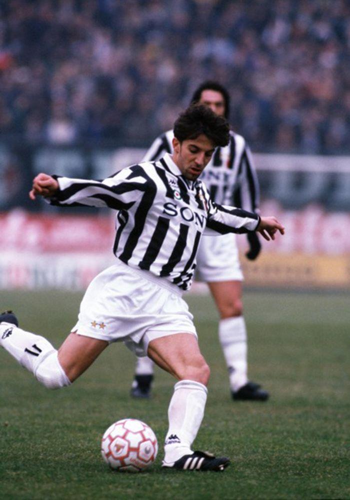 Alessandro Del Piero // 1995/1996 //