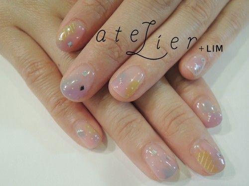 atelier+LIM : hand nail #nailart
