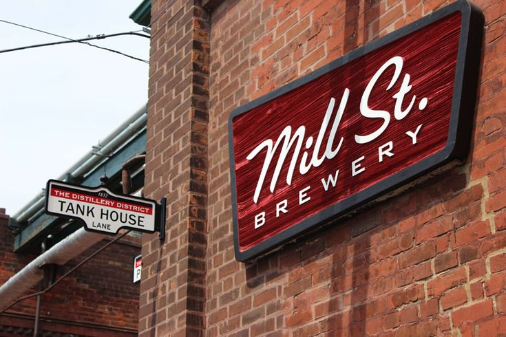 Mill Street Brewery — Toronto