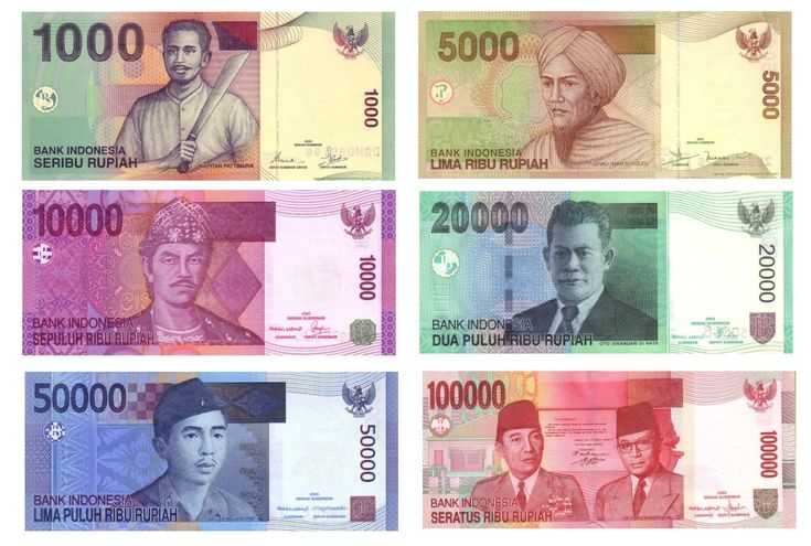indonesia currency | Indonesian Money - Currency Information, Conversion And More | Bali ...