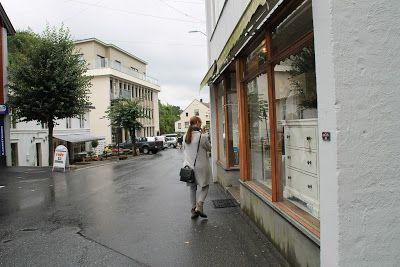 Captured  moments: Tvedestrand