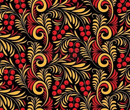 18149263-seamless-floral-background-of-traditional-russian-folk-art-painting-hohloma.jpg 450×383 pixels