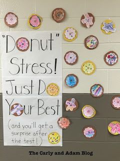 61 best Testing Season images on Pinterest | School ...