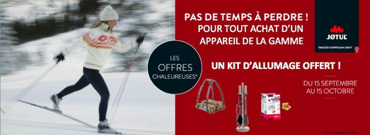 Offres chaleureuses JOTUL, SCAN, ILD, ATRA à Villefranche-Sur-Saône (69)