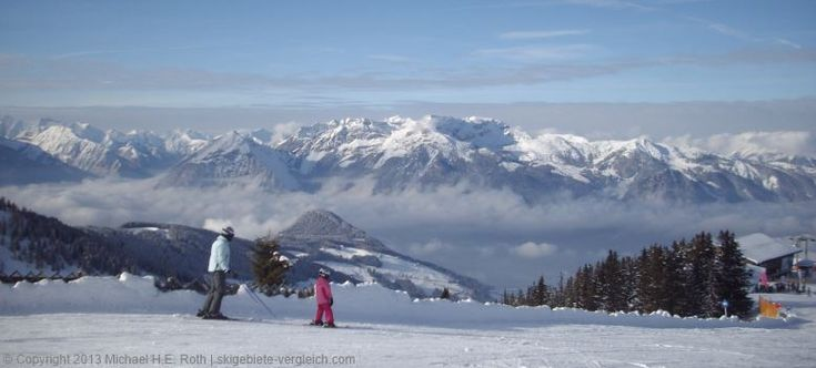 Skijuwel Alpbachtal Wildschönau - Skigebiete-Vergleich.com