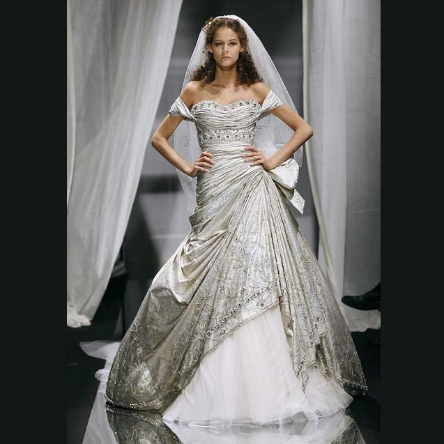 Wedding Dresses From Zuhair Murad 2013 Bridal Collection