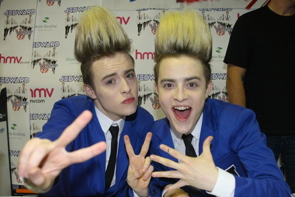 jedward on eurovision 2014