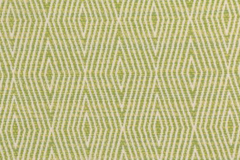 Bella Dura Dart Woven Polyester Outdoor Fabric in Green