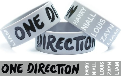 want theseLouis Zayn, Direction 1D, Wristband Harry, One Direction, Niall Louis, Harry Liam, Direction Stuff, 1D Wristband, Liam Niall
