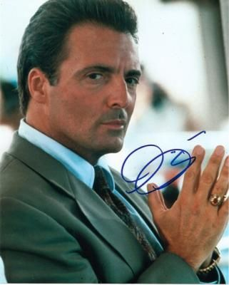 Armand ASSANTE Autograph (Signed photo)