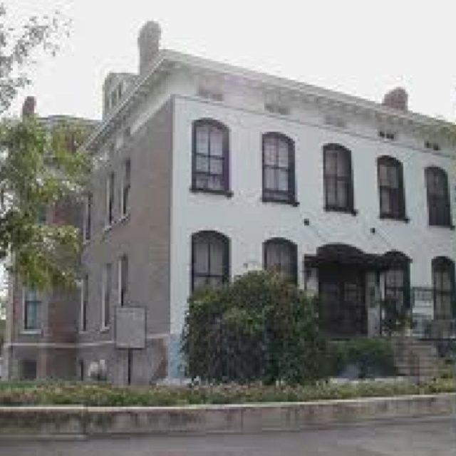 Lemp Mansion ~St. Louis, Missouri ~~One of the most haunted places in America.