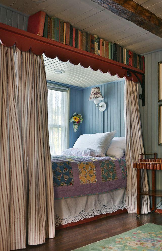 Великолепный дизайн дома в деревенском стиле