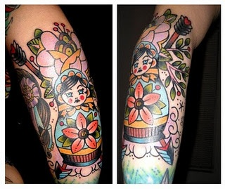 17 best ideas about babushka tattoo on pinterest russian doll tattoo matryoshka doll and. Black Bedroom Furniture Sets. Home Design Ideas