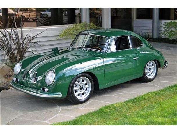 Bold 1958 Porsche 356 Deus Ex Machina Pinterest