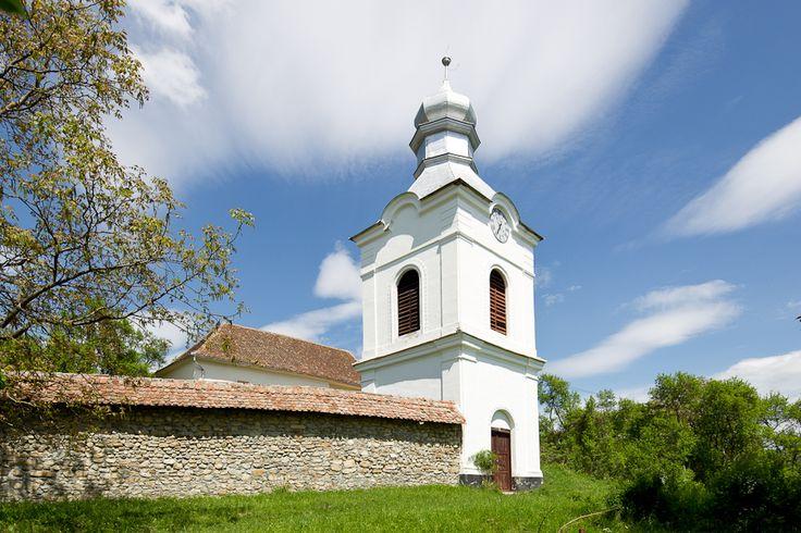 Biserica evanghelica fortificata din Fiser