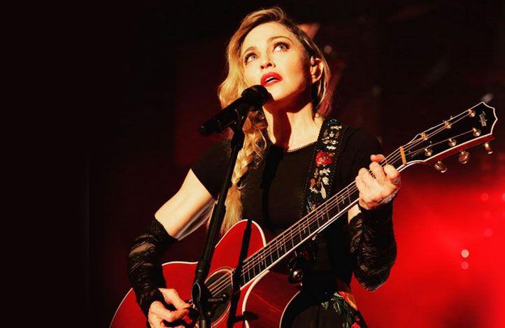"""Madonna começa sua """"Rebel Heart Tour""""; veja os vídeos desse show icônico"""