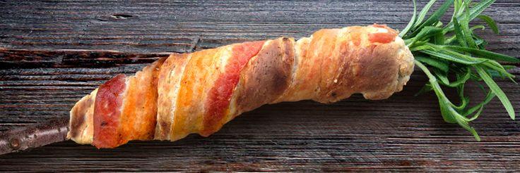 Bål og Bacon | Snobrød | Tulip Bacon