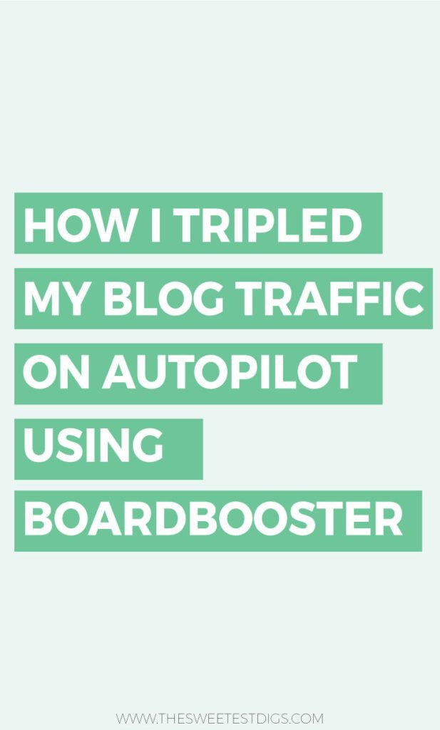 Want to drive more traffic to your blog? Use my favourite Pinterest Scheduler, Boardbooster, to do it- it's faster, better, and consistent. Best part is that you can put it on autopilot and only spend minutes a week! Click through for a full how-to tutorial to setup looping, scheduling, and campaigns!