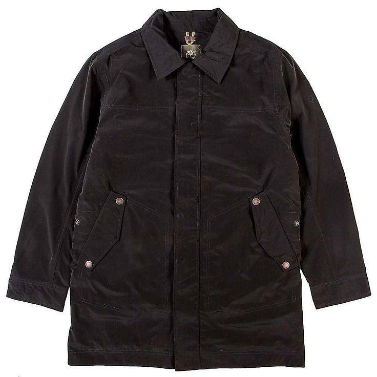 Timberland Men's Burke Mountain Mac Coat