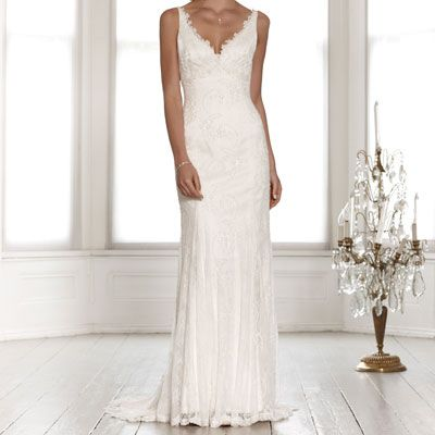 Si Holford Wedding Dress 2017 Bridal Signature Collection Sweetheart Neckline With Strap Low Cut Back Sheath Style Harper