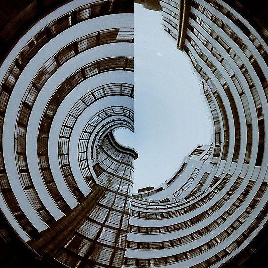 Art Deco Spiral