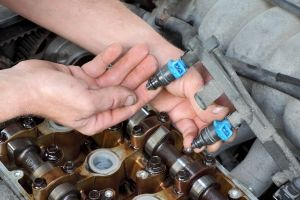 The functional objectives for fuel injection systems can vary and must be done by fuel injection specialists or more problems could arise.  #autocare  #automobileservicing  #vehicle