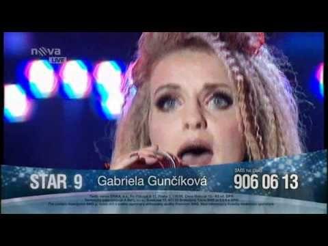 Gabriela Gunčíková-Amerika - YouTube