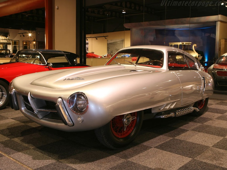 The Pegaso Z102 BS 2.5 'Cupola' Coupe....It's Spanish. follow the original link to see some more beautiful Pegaso's