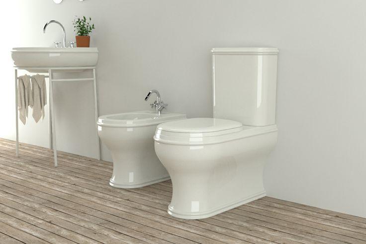 Laudani & Romanelli Associati, collezione Charme, Azzurra #ceramic #bathroom #cersaie2013