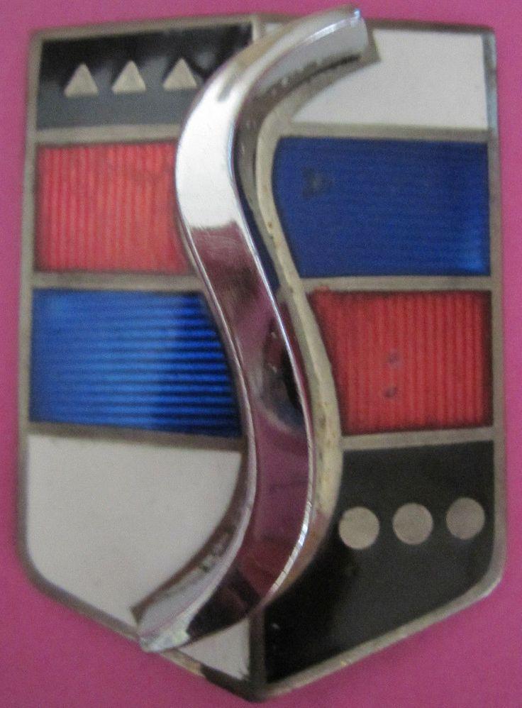 Studebaker Car Badge
